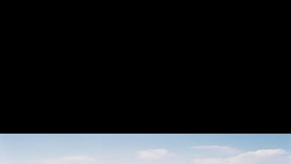 Widok z okna hotelu na zalązek gór Taurus
