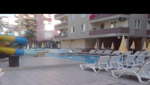 Basen Hotelu