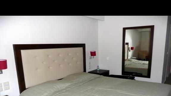 Wygląd hotelu i pokoji