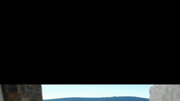 Hotel - zejście na plaze