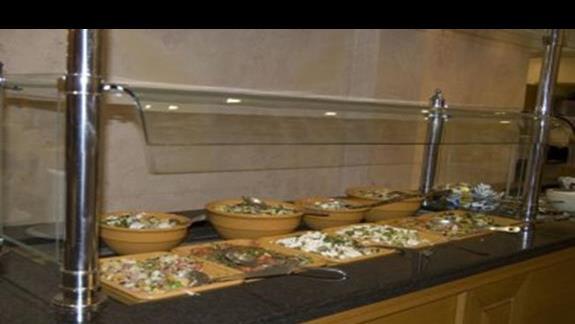 Zestaw salatek Rinela Beach