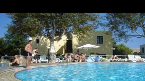 jeden z dwóch basenów