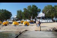 Hotel Serita Beach - plaża koło hotelu