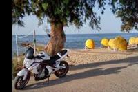 Hotel Serita Beach - widok na plażę k. hotelu