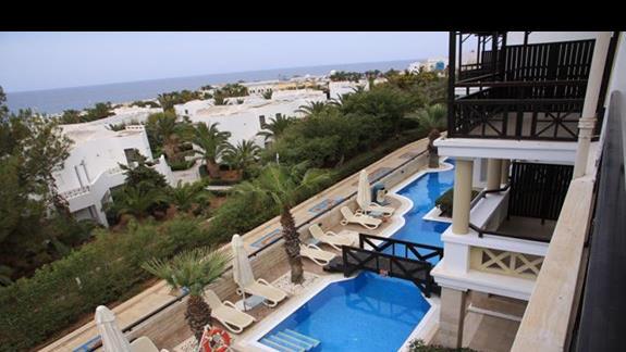 Pokoje z dostępem do prywatnego basenu