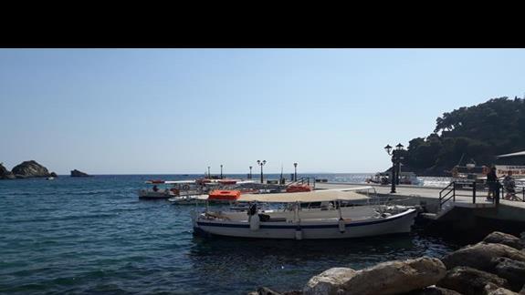 Wycieczka do greckiej Pargi.