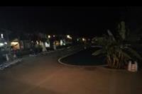 Hotel Club Simena - Basen nocą