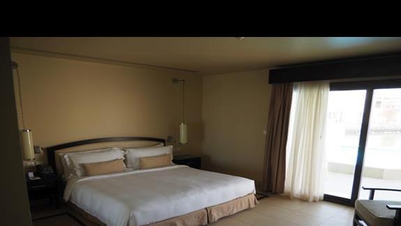 Sypialnia w willi