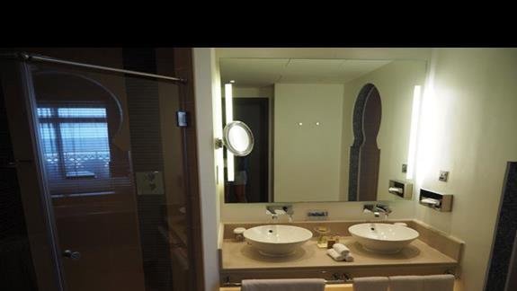 Łazienka pokoju typu suita