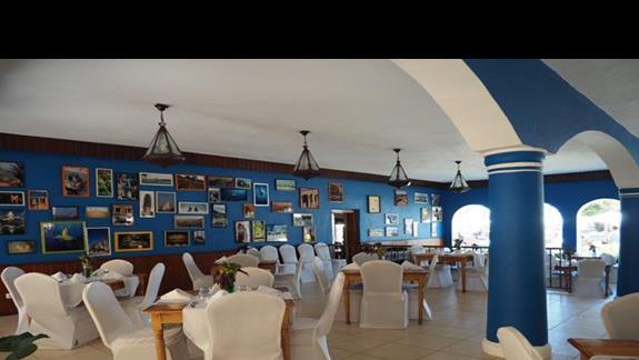 Jedna z restauracji