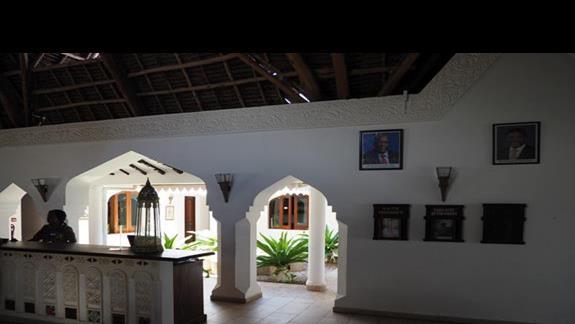 Sala recepcyjna