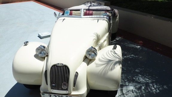 Zabytkowe auto