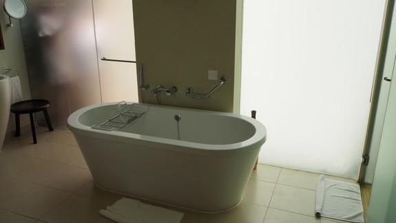 Łazienka w pokoju typu suita