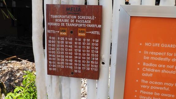 Godziny dojazdów do plaży w 2018 r.