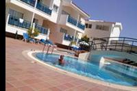 Hotel Cynthiana Beach - nasz, prawie prywatny basen.