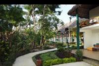Hotel Kiwengwa Beach Resort - Teren hotelu