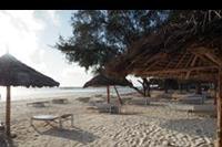 Hotel Kiwengwa Beach Resort - Hotelowa plaża