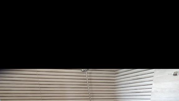 łazienka w bungalowie