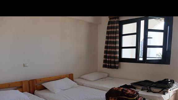 pokój typu studio w hotelu Corrali Beach