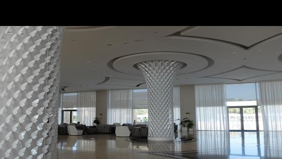 lobby w hotelu Princess Adriana