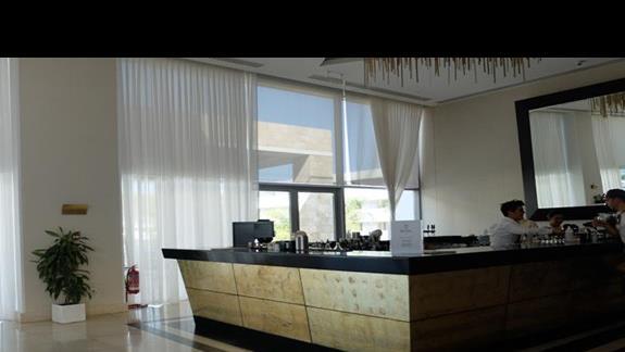 bar w hotelu Princess Adriana
