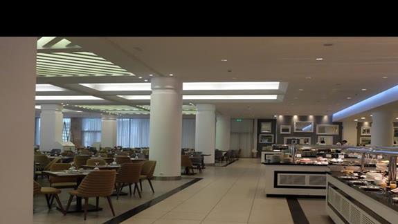 restauracja w hotelu Princess Adriana