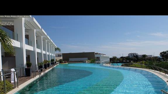 basen hotelu Princess Adriana