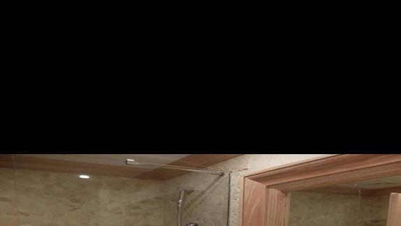 łazienka w pokoju standard w hotelu Mitsis Rodos Village