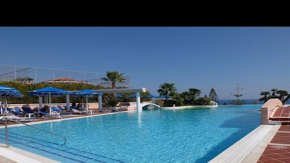 basen w hotelu Mitsis Rodos Village