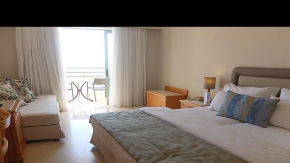 pokój standardowy w hotelu Mitsis Rodos Maris
