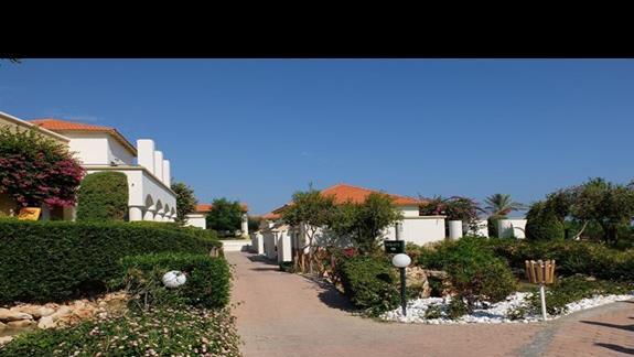 otoczenie hotelu Mitsis Rodos Maris