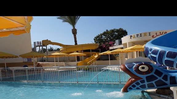 basen dla dzieci w hotelu Mitsis Rodos Maris