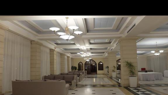lobby w  hotelu Lindos Princess