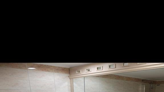 łazienka w pokoju standard w hotelu Lindos Princess