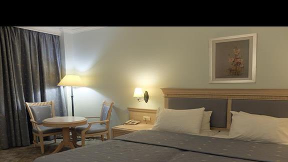 pokój standard w hotelu Lindos Princess
