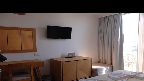 pokój standard w hotelu Lutania Beach