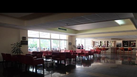 lobby w hotelu Golden Odyssey