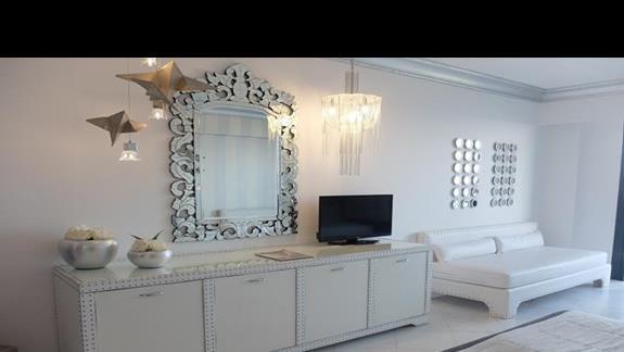 pokój standard w hotelu Mitsis Alila