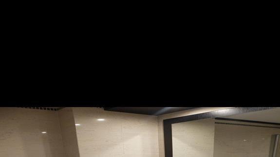 łazienka w pokoju standardowym w hotelu Mitsis Faliraki