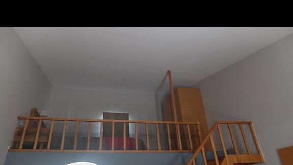pokój maisonette w hotelu Kipriotis Village