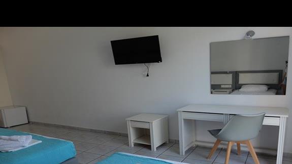 pokój standardowy w hotelu Thalasea Beach Resort