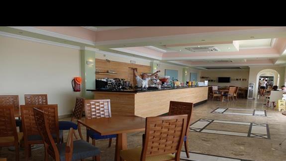 bar w hotelu Mitsis Family Village