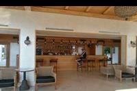 Hotel Mitsis Blue Domes Exclusive Resort & Spa - bar w hotelu Mitsis Blue Domes