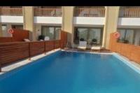 Hotel Mitsis Blue Domes Exclusive Resort & Spa - prywatny basen w hotelu Mitsis Blue Domes