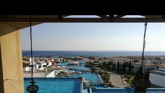 baseny w hotelu Mitsis Blue Domes