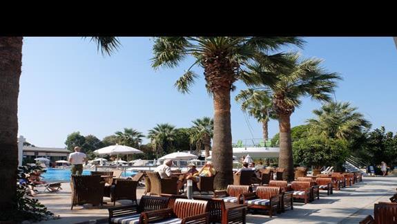 otoczenie hotelu Ocean Blue Seaside Resort
