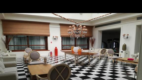 lobby Creta Maris Beach Resort