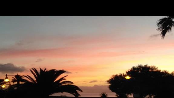 Wschód słońca nad Oceanem - warto!!