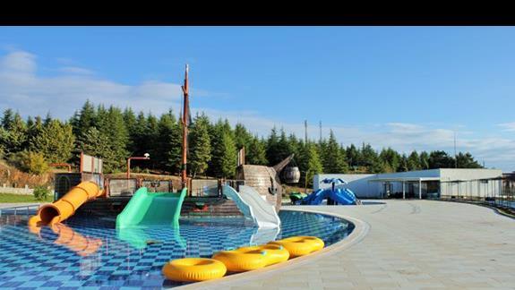 aquapark (po sezonie)