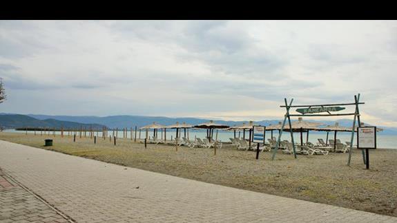 deptak i plaża
